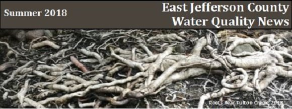 East Jefferson County Water Quality News - Summer 2018