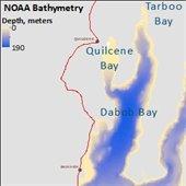 NOAA Bathymetry