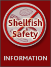 Shellfish Safety Information icon