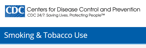 CDC Smoking and Tobacco