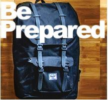 Be Prepared for an emergency with a Grab & Go Kit!