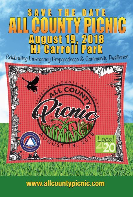 All County Picnic 2018 Save-the-date